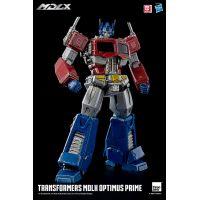 Transformers Optimus Prime MDLX 7-inch Collectible Diecast Figure Threezero 909605