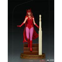 Marvel Wanda Halloween Version (WandaVision) 1:10 Scale Statue Iron Studios 909485