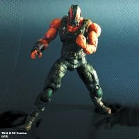 Dark Knight Trilogy Play Arts Kai - Bane 10 inches
