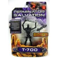 Terminator Salvation T-700 figurine 3 3/4 in Playmates Toys