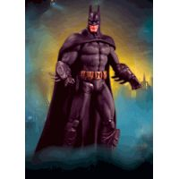 Batman Arkham City Series 3 Batman