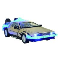 Back to the Future 2 voiture Delorean 1:15