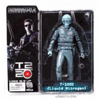 Terminator Collection Series 3  T-1000 Liquid Nitrogen NECA 7 inches