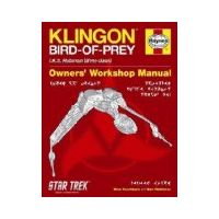 Klingon Bird-of-Prey I.K.S. Rotarran (B'rel-class) Owners'Workshop Manual