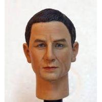 Daniel Craig tête miniature 1:6 Headplay HP0081