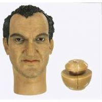 Quentin Tarantino tête miniature 1:6 Headplay HP0031