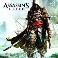 Assassins Creed 2015 16 Month Wall Calendar