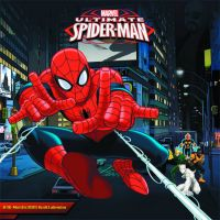 Ultimate Spider-Man 2015 16 Month Wall Calendar