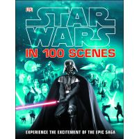 Star Wars In 100 Scenes HC DK Publishing