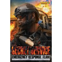 US secret Service Emergency Response Team accessoires