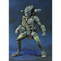 AVP Alien Warrior S.H. Monster Arts Heavy Armed Version 7 inches Tamashii Nations Bandai