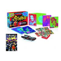 Batman Complete TV Series Exclusive Limited Edition Blu-Ray & Book Set