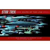 Star Trek Ships of the Line HC Revised & Updated Edition