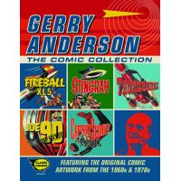 Gerry Anderson Comic Collection HC