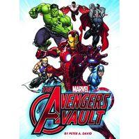 Marvel Avengers Vault HC