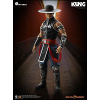 Mortal Kombat Kung Lao figurine échelle 1:6 WorldBox WBKLAO