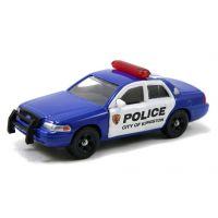 HERO Patrol Precincts Wave 4 Kingston (NY) Police Ford Crown Victoria