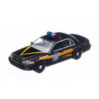 2008 Indiana State Police Ford Crown Victoria Interceptor