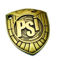 Judge Dredd PSI Badge 1:1 Prop Replica