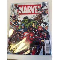 Marvel 75th Years Anniversary