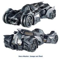 Batman Arkham Knight Batmobile 1:18 Scale Hot Wheels Elite Cult Classics Die-Cast Vehicle