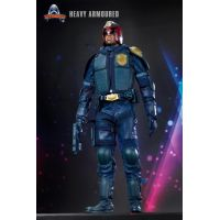 Judge Dredd (style) Heavy Armoured Special Cop