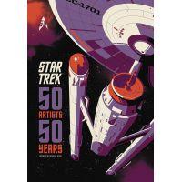 Star Trek 50 Artists 50 Years HC