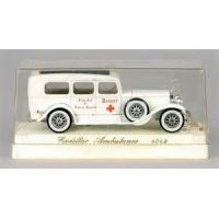 Solido 4042 Cadillac Ambulance First Aid & Rescue Squad
