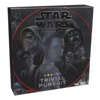 Star Wars The Black Series Trivial Pursuit game (English Only) Hasbro