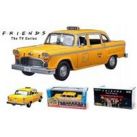 Friends the TV Series Phoebe Buffay's 1977 checker Taxi