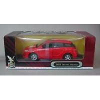 Yat Ming 92518 Toyota Matrix 2003 1:18 (rouge)