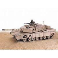 US Army M1A1 Abrams tank 1:18 Elite Forces 21250