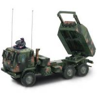 U.S. Army M142 High Mobility Artillery Rocket System 1:32 Forces of Valor proven combat machines 80007