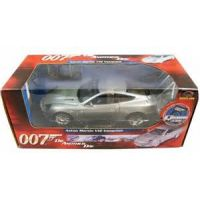 Voiture Aston Martin V12 Vanquish James Bond 007 Die Another Day 1:18 ErtL 33849