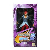 Capcom VS SNK 2 Millionaire Fighting 2001 Iori figurine High Dream