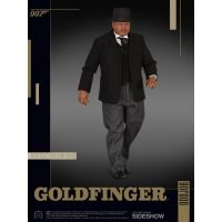 James Bond Goldfinger Oddjob figurine échelle 1:6 BIG Chief Studios 902968