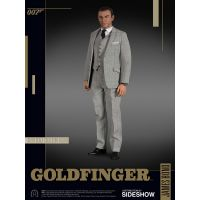 James Bond Goldfinger figurine échelle 1:6 BIG Chief Studios 902966