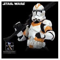 Star Wars Clone Trooper deluxe collectible bust Gentle Giant 8670
