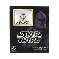 Star Wars Clone Trooper Captain deluxe collectible bust Gentle Giant