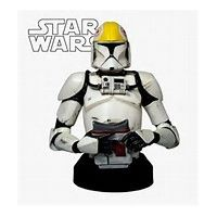 Star Wars Clone Trooper Pilot collectible bust Gentle Giant