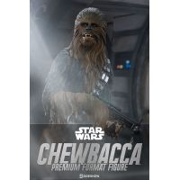 Star Wars Chewbacca Premium Format Figure Sideshow Collectibles 300527