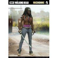 The Walking Dead Michonne figurine échelle 1:6 Threezero 902991