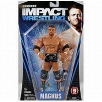 Impact Wrestling Deluxe Magnus figurine de lutte série 9 Jakks Pacific 28737