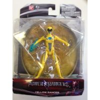 Power Rangers Movie - Yellow Ranger 5-inch Bandai