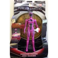 Power Rangers Movie - Morphin Power Pink Ranger 7-inch Bandai