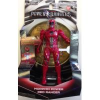 Power Rangers Movie - Morphin Power Red Ranger 7-inch Bandai