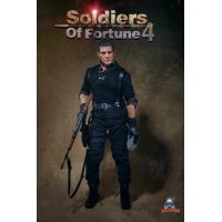 Soldiers Of Fortune 4 The Expendables III Antonio Banderas as Galgo figurine échelle 1:6 Art Figure AF-023