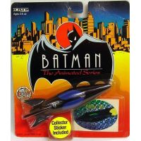 Batman The animated series The Batboat diecast ErtL 2448