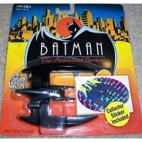 Batman The animated series Batplane diecast ErtL 2447