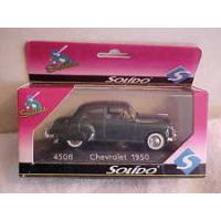 Solido 4508 Sixties Chevrolet 1950 couleur verte